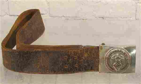 World War II German Youth Belt