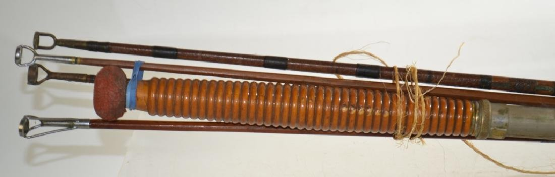 Vintage Bamboo Fishing Rods - 3