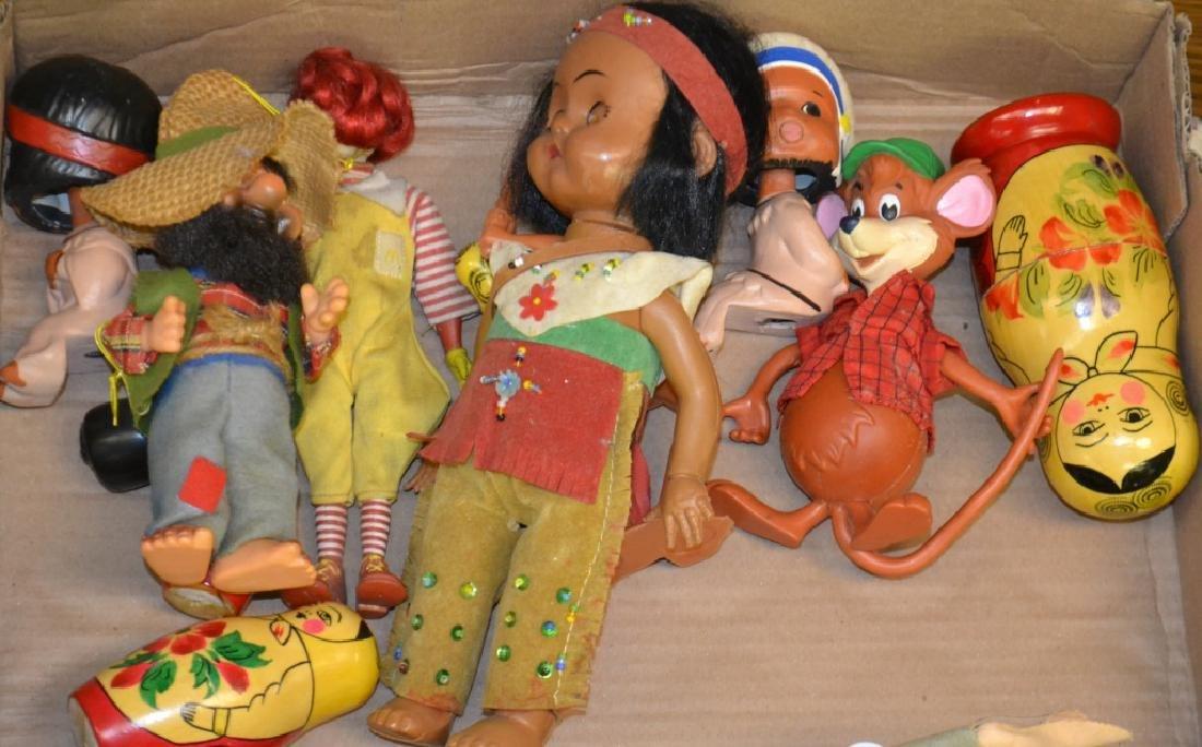 Mixed Doll Grouping - 3