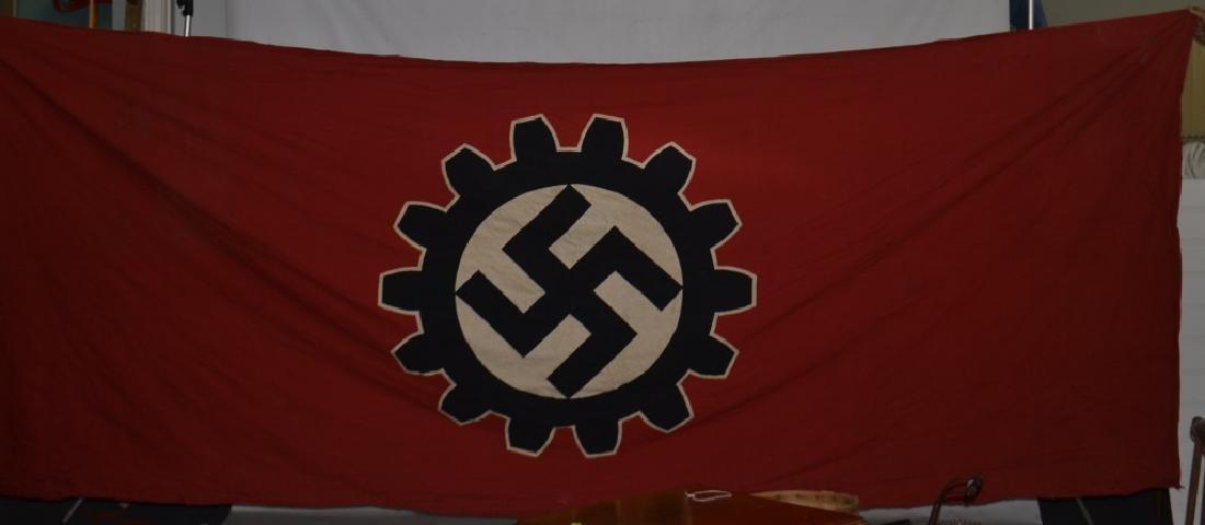 Massive WW II German Flag
