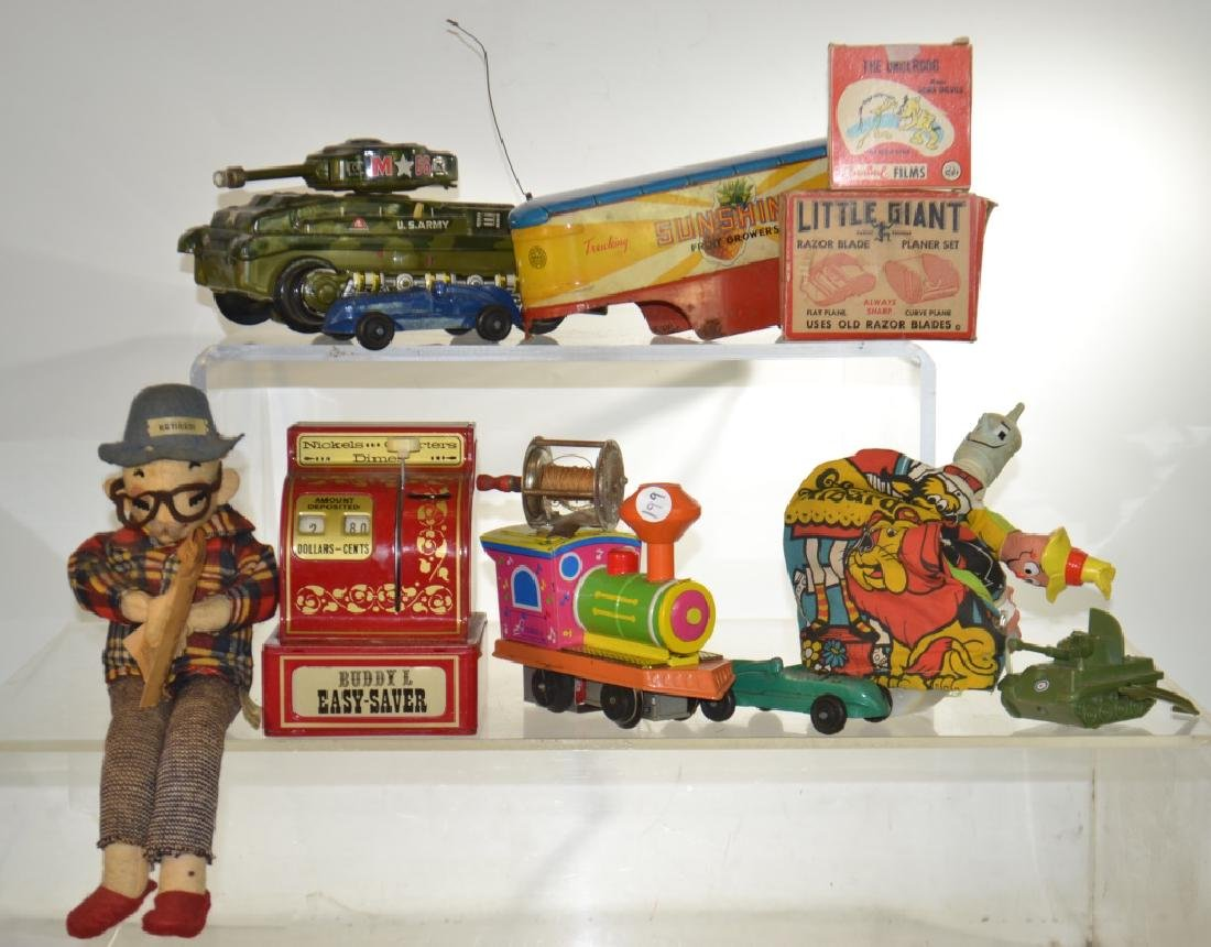 Mixed Toy Grouping