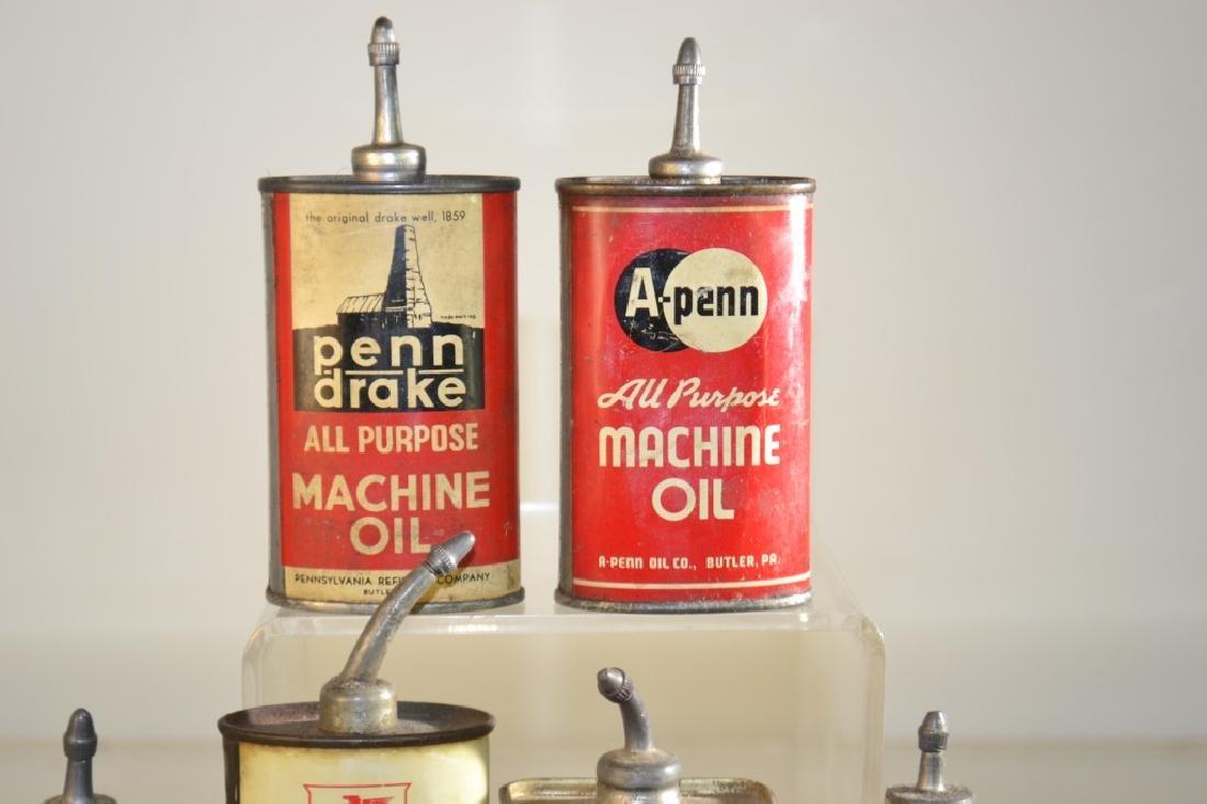 Zinc Cap Oiler Collection - 3