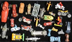 Toy Vehicle Grouping