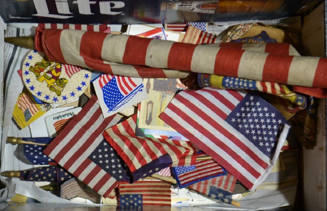 American Flag Grouping