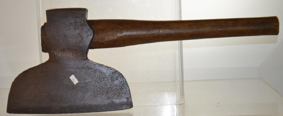 19thC M. Beatty Lancaster County, Pa Broad Axe