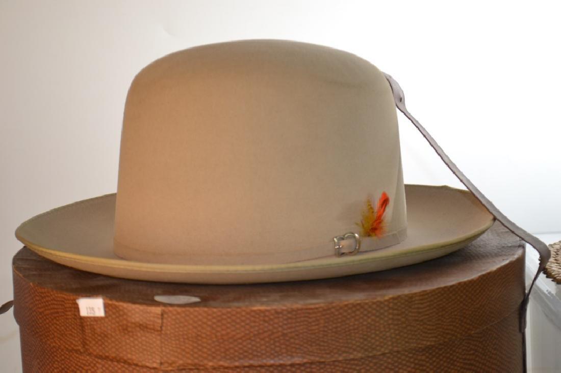 Two Vintage Men's Hats - 3