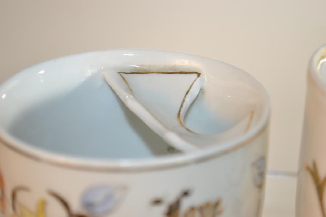Victorian Mustache Cup Collection - 8