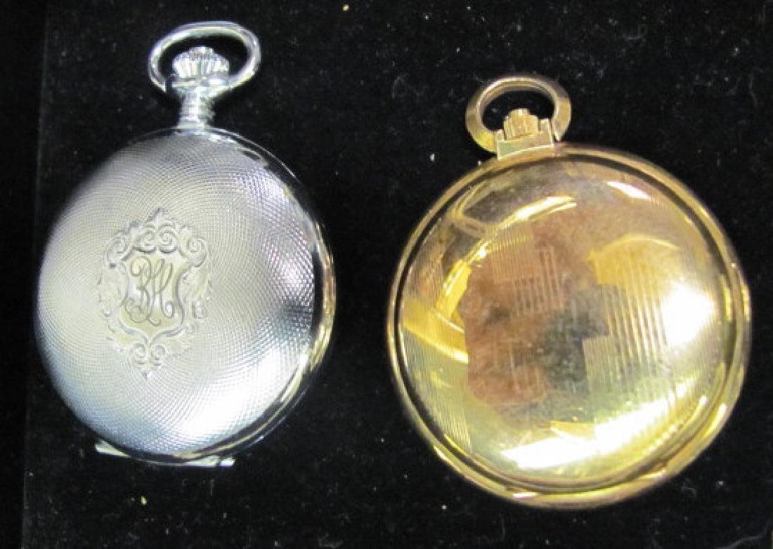 Wrist and Pocket Watch Grouping - 4