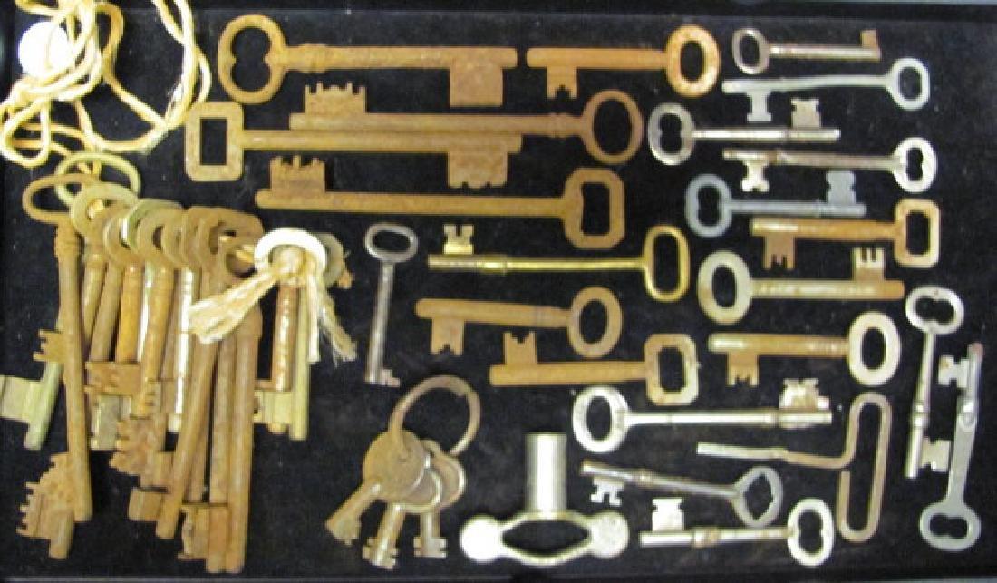 Grouping of Skeleton Keys