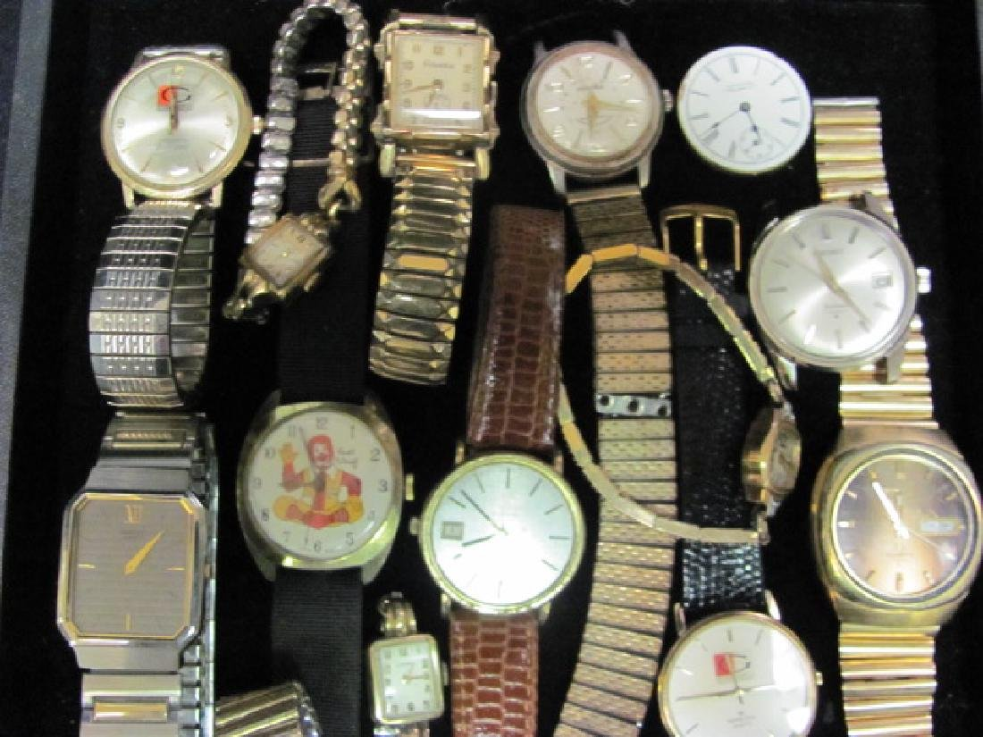 Pocket Watches and Wrist Watches - 2