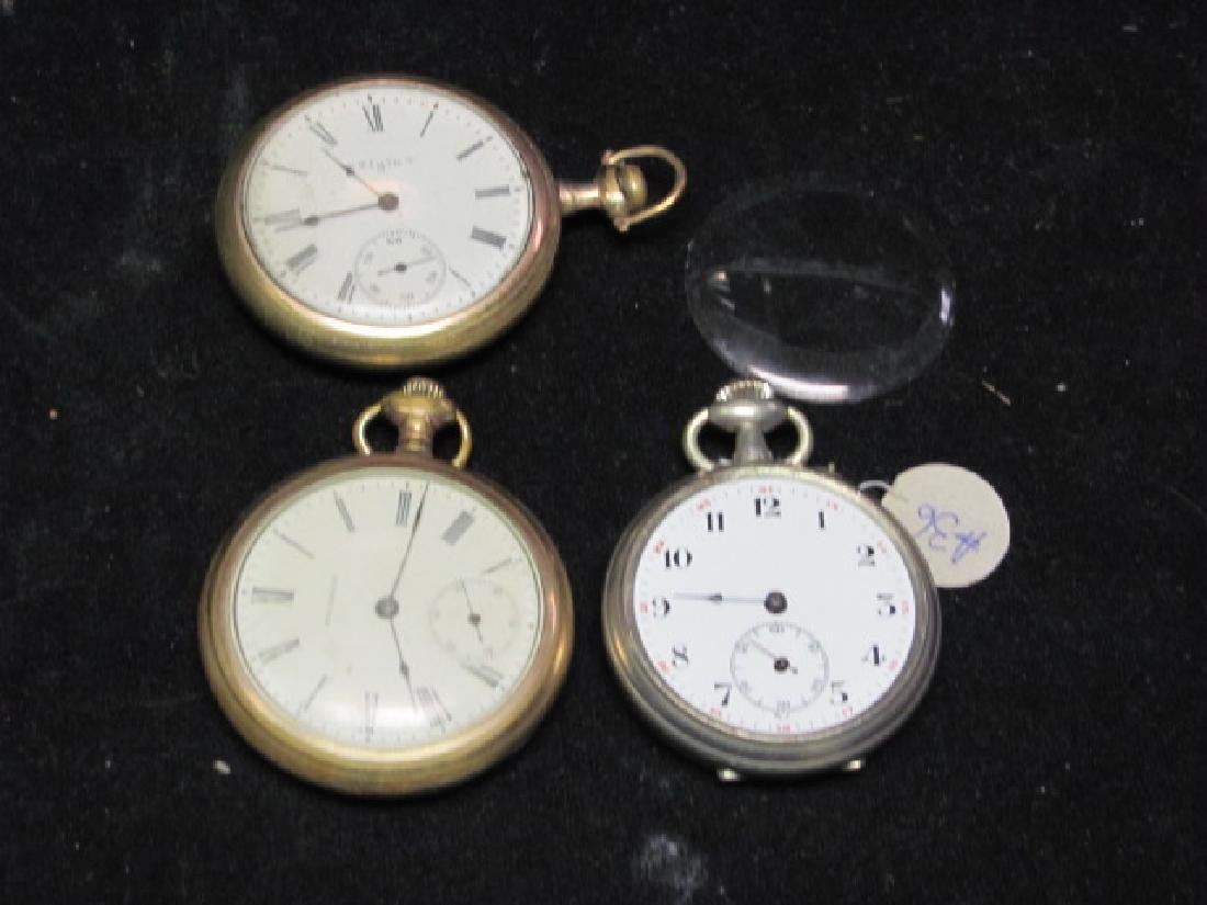 Pocket Watches and Wrist Watches - 4