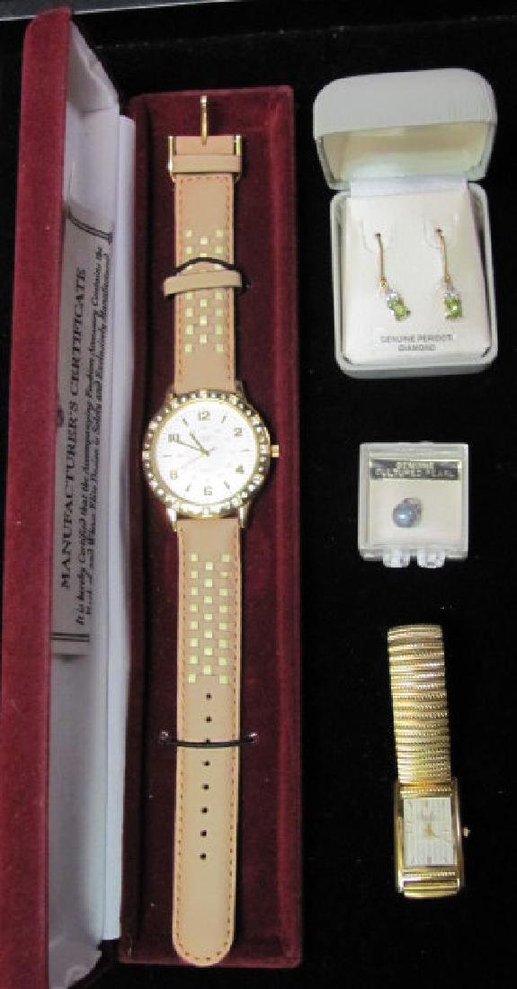Watches and Costume Jewelry