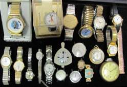 Ladys and Mens Watch Grouping