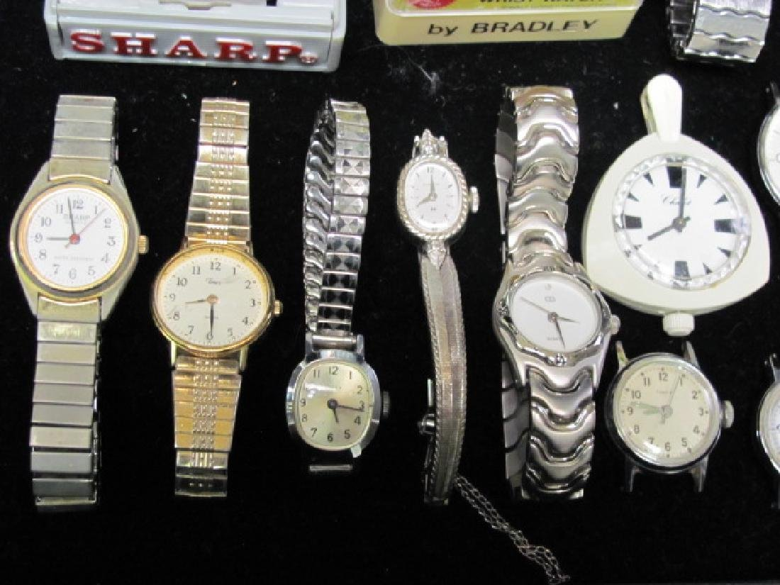 Lady's and Men's Watch Grouping - 2