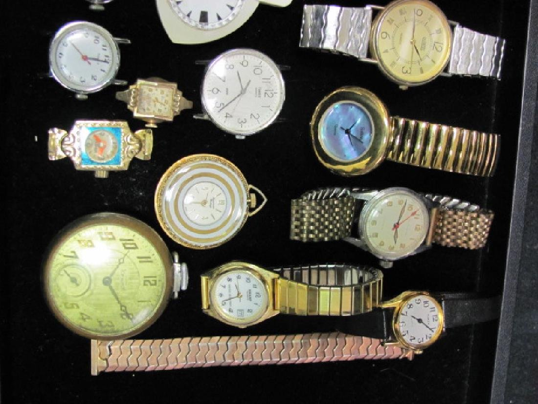 Lady's and Men's Watch Grouping - 3