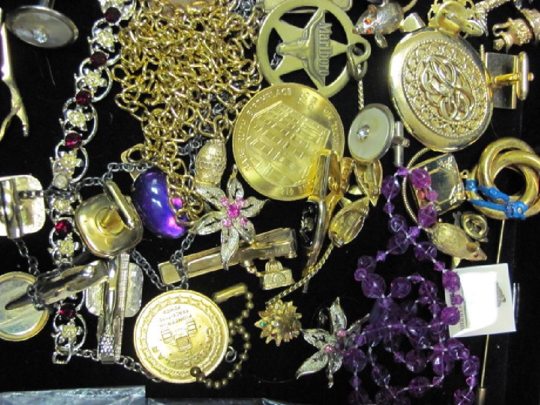 Costume Jewelry Grouping - 3