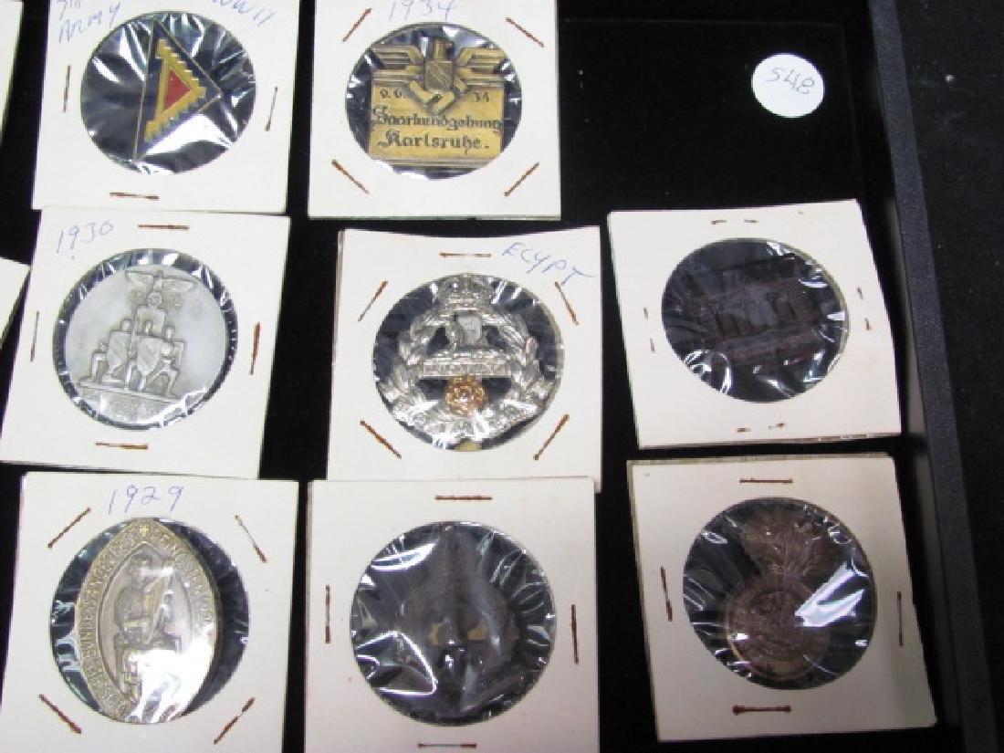 Vintage Military Badges - 3