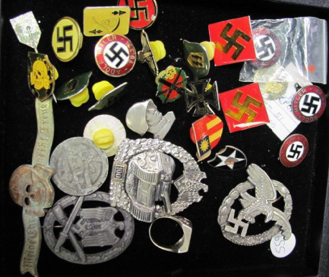 WWII German Style Items