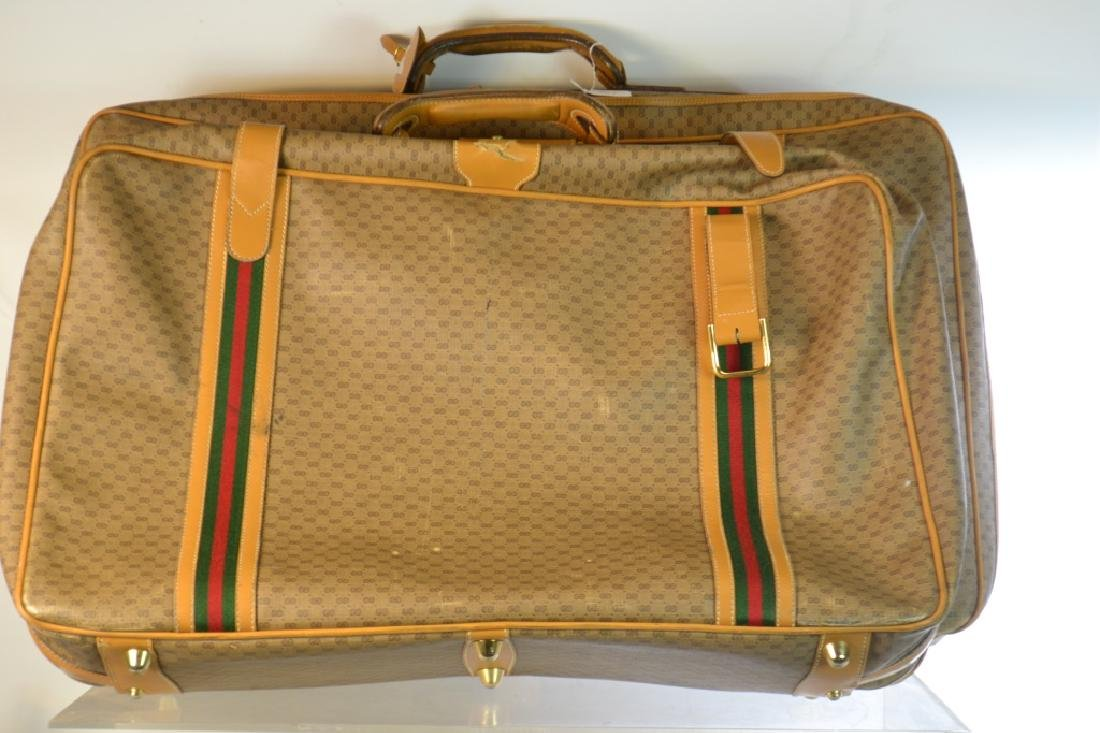 Two Piece Gucci Luggage Set - 2