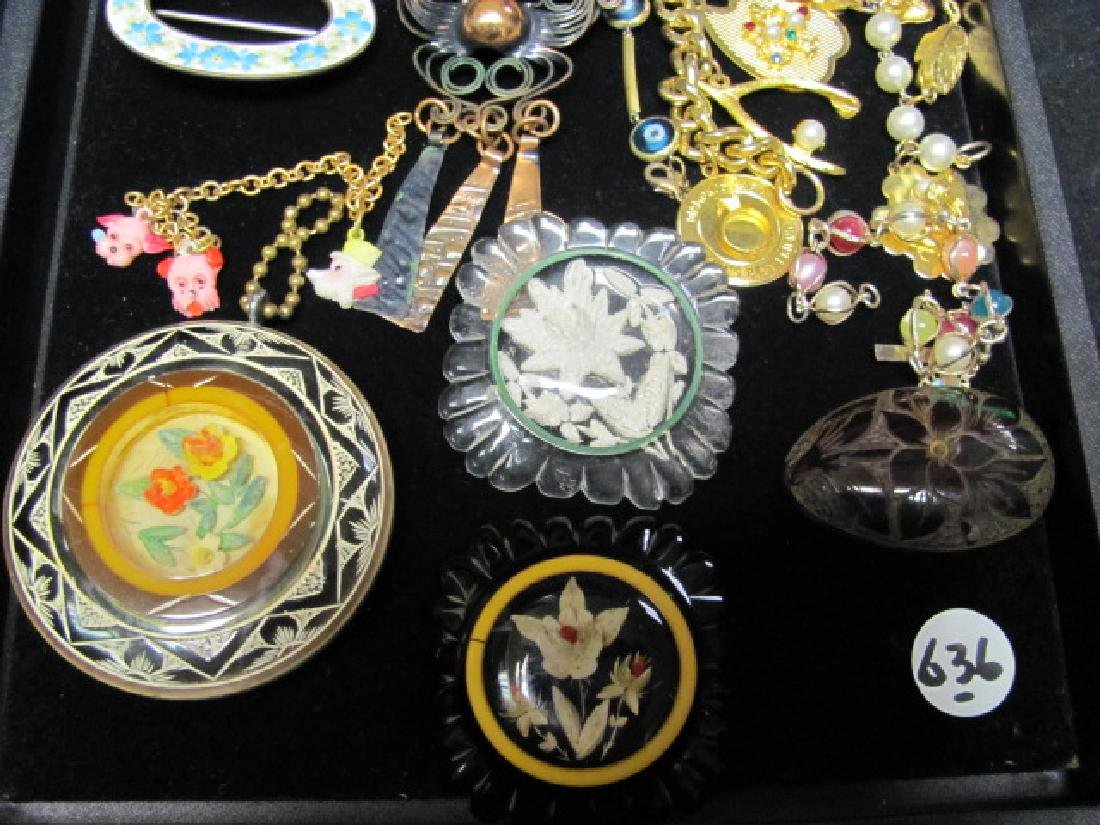 Mixed Vintage/Victorian Jewelry Lot - 2