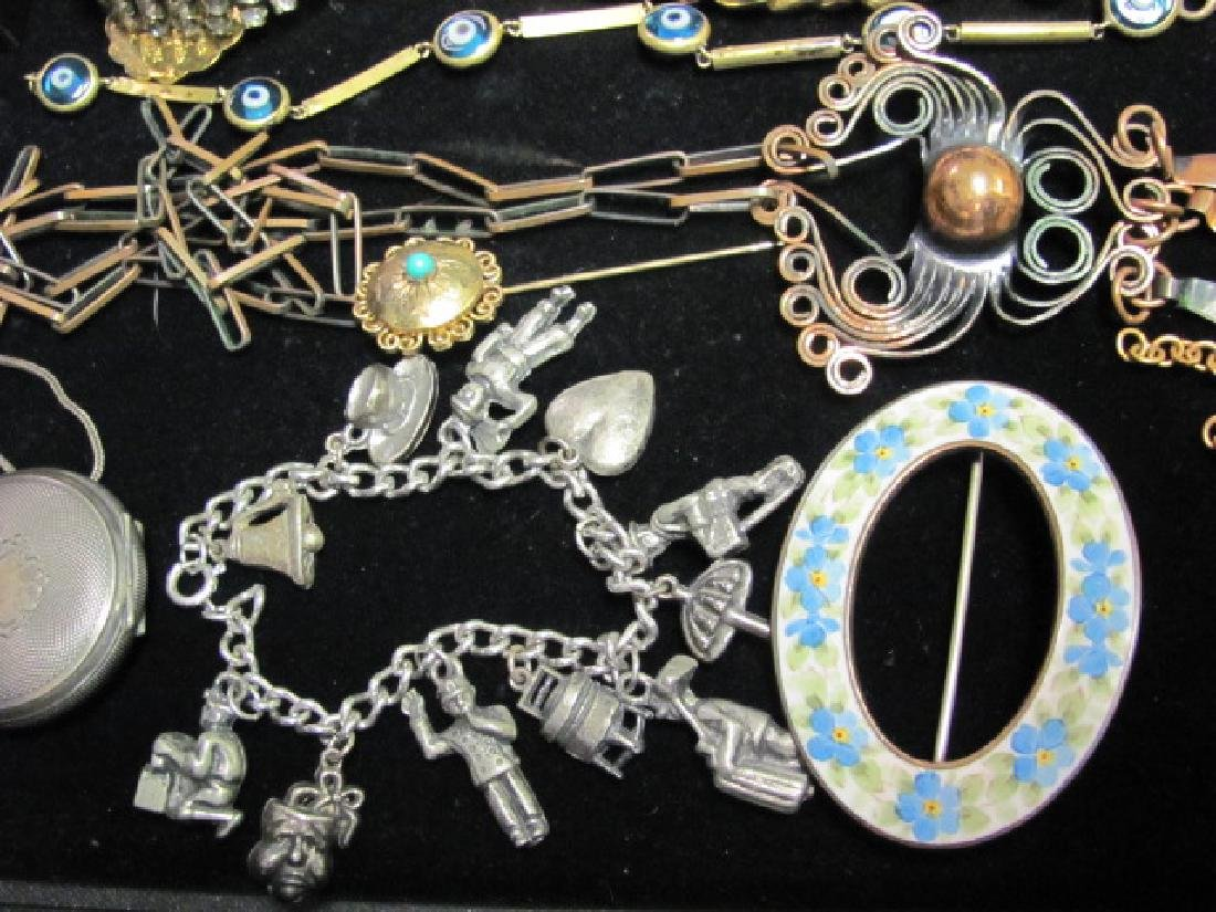 Mixed Vintage/Victorian Jewelry Lot - 3