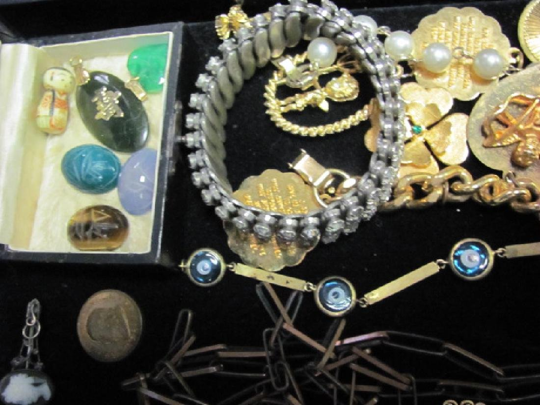 Mixed Vintage/Victorian Jewelry Lot - 4