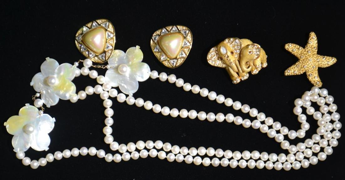 Designer Jewelry/Dior, St. John