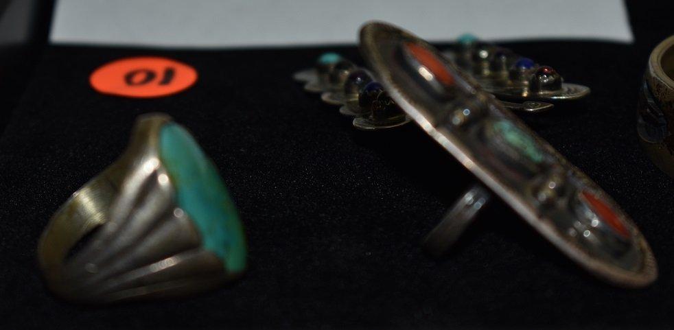 Native American Jewelry - 3