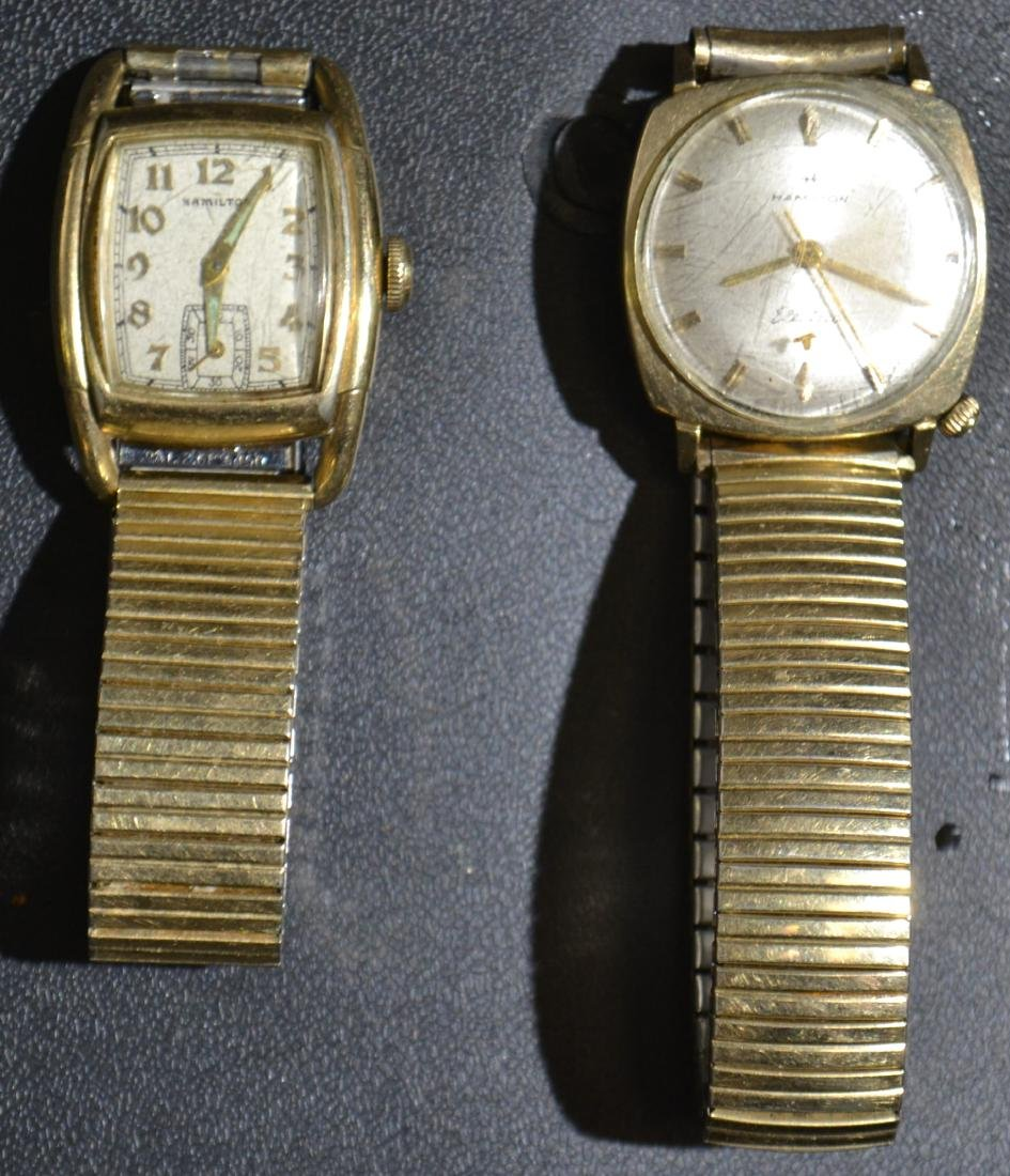 Hamilton Vintage Watches
