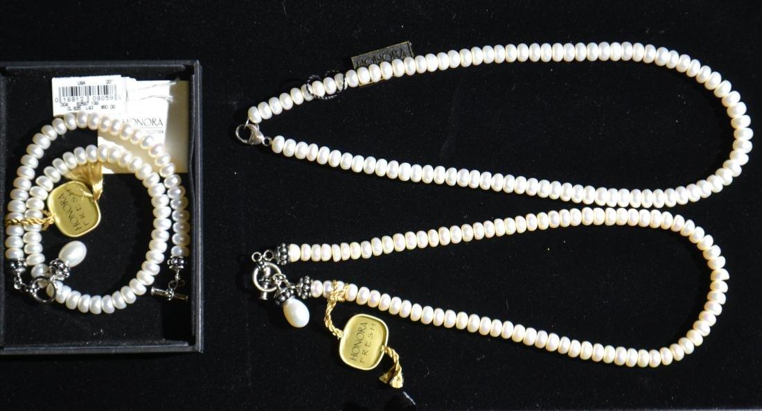 Honora Jewelry Grouping