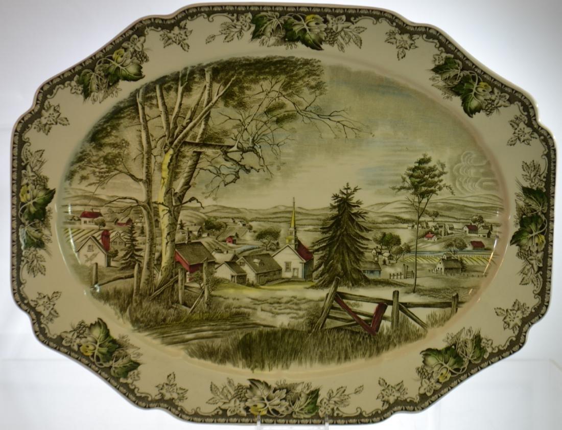 """The Friendly Village"" Platter"