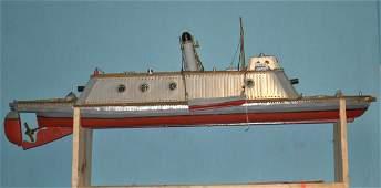 CSN2 Virginia Pond Boat