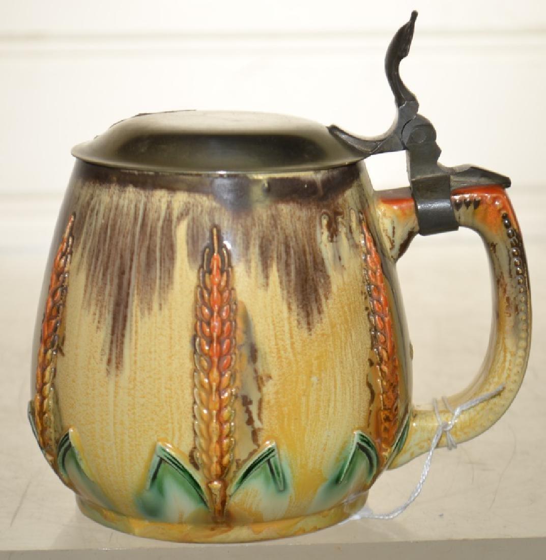 Antique German Stoneware Stein