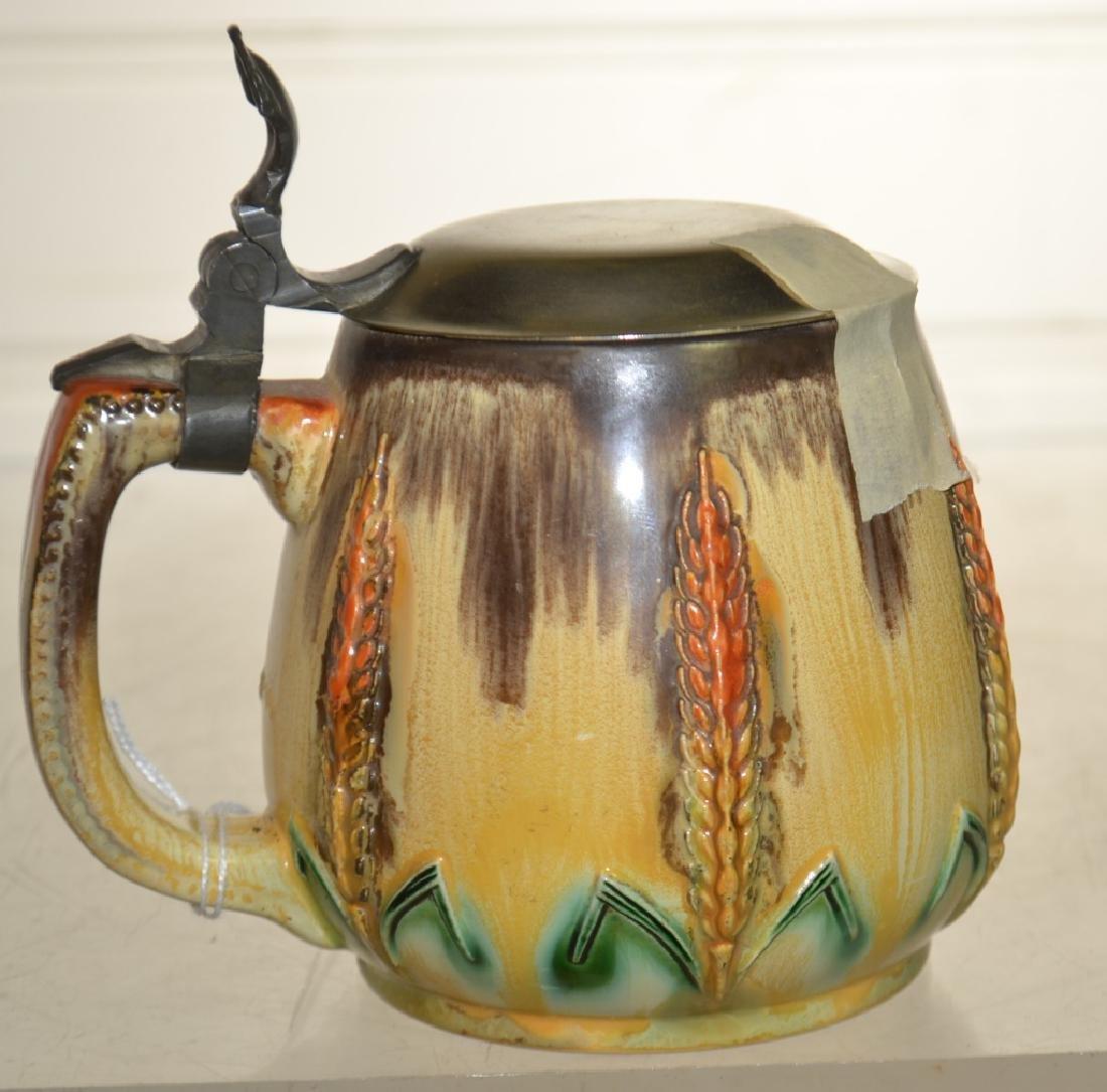 Antique German Stoneware Stein - 2