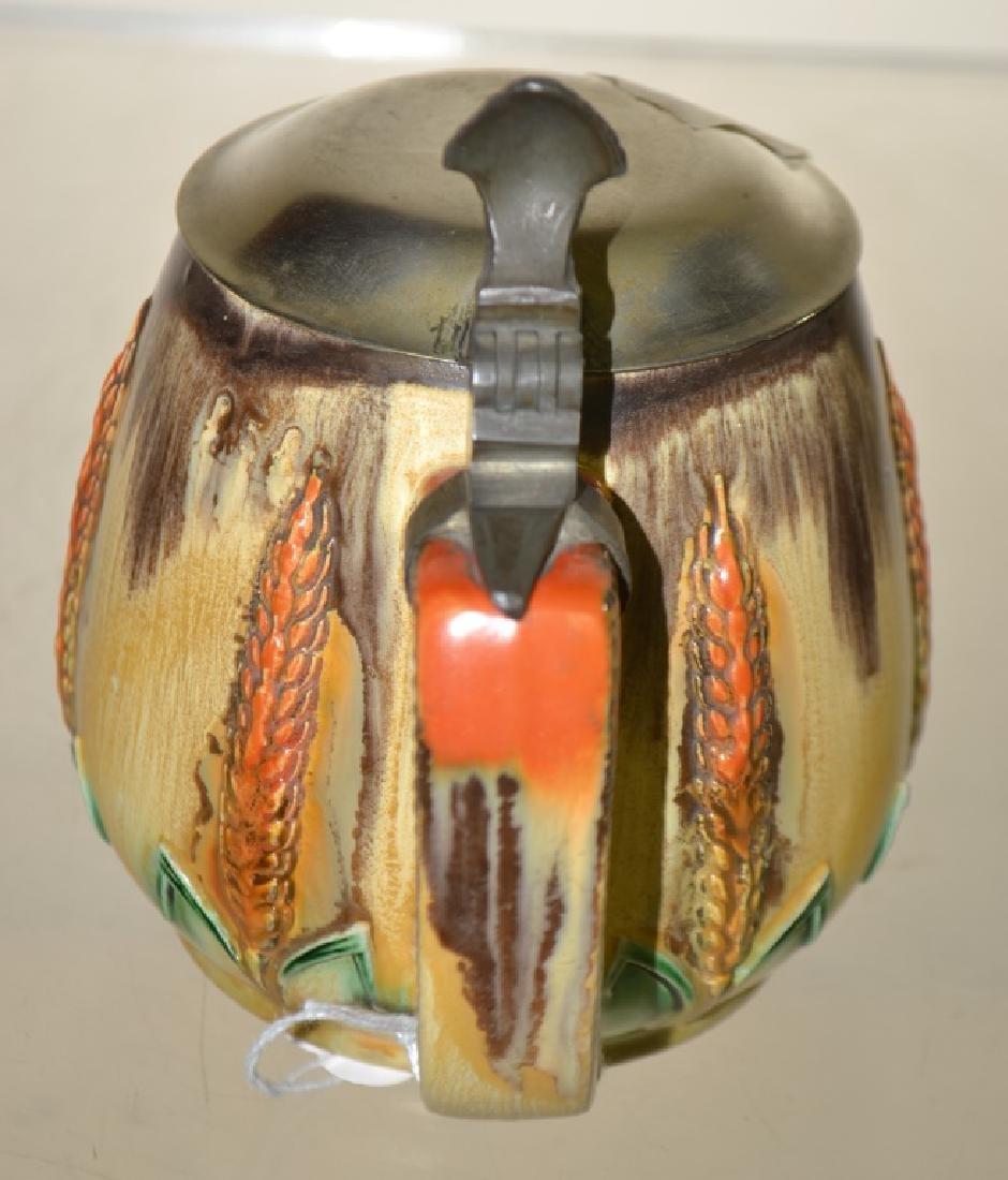 Antique German Stoneware Stein - 3