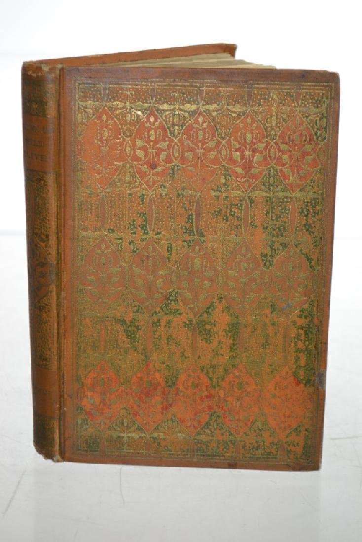 """1895 Edition Ruskin's """"The Crown of Wild Olive"""""""