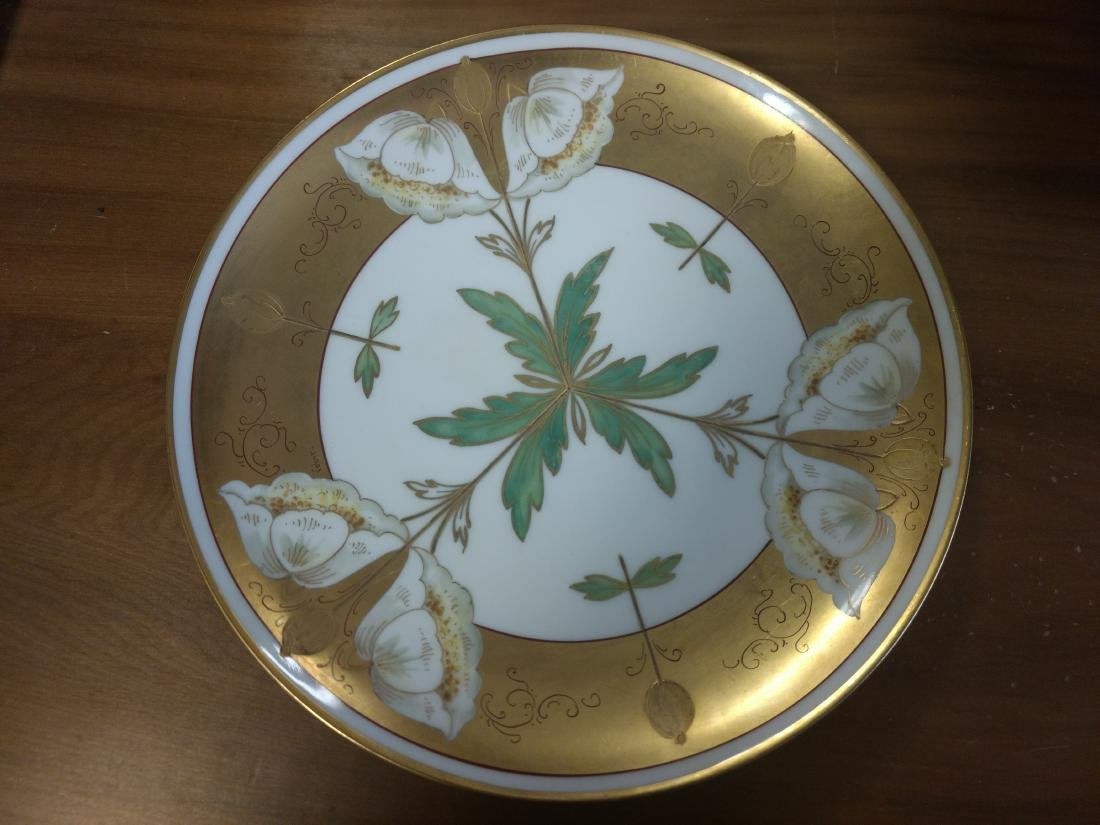 Limoges Fish Plates and Others - 2