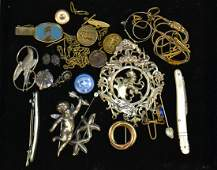 Victorian and Other Jewelry from Blair Estate