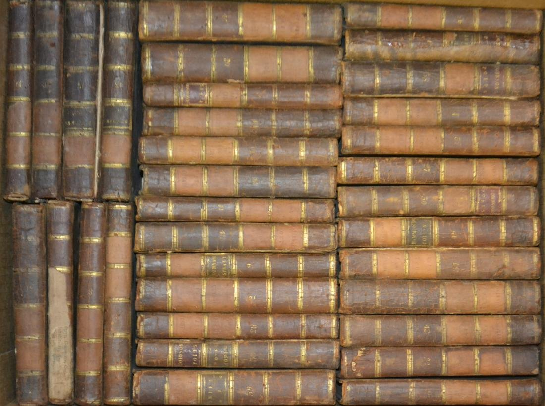 34 Vol. The Works of English Poets