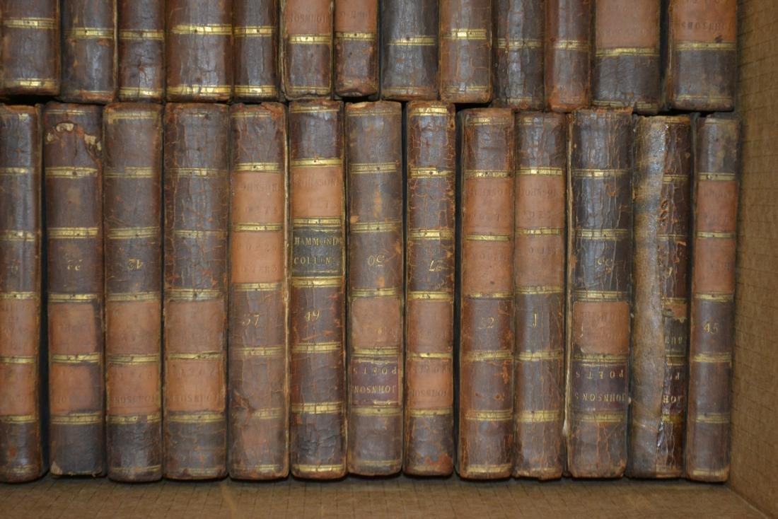 34 Vol. The Works of English Poets - 2