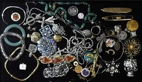 Mixed Costume Jewelry