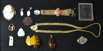 Victorian and Other Jewelry