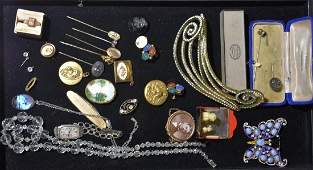 Victorian and Art Nouveau Jewelry