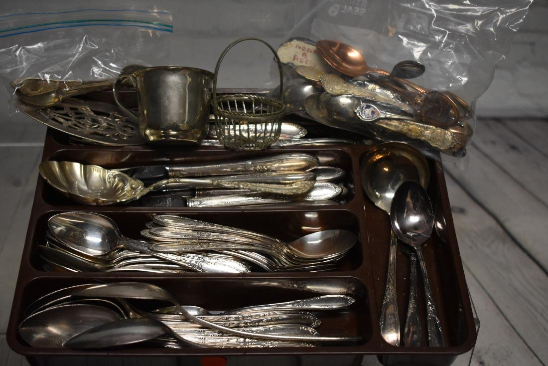 Grouping of Flatware - 2