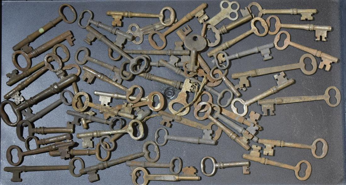 Collection of Skeleton Keys