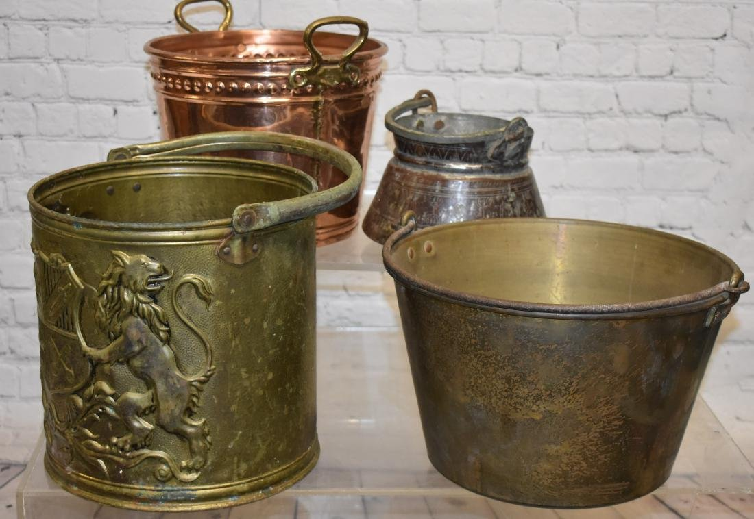 Brass and Copper Grouping