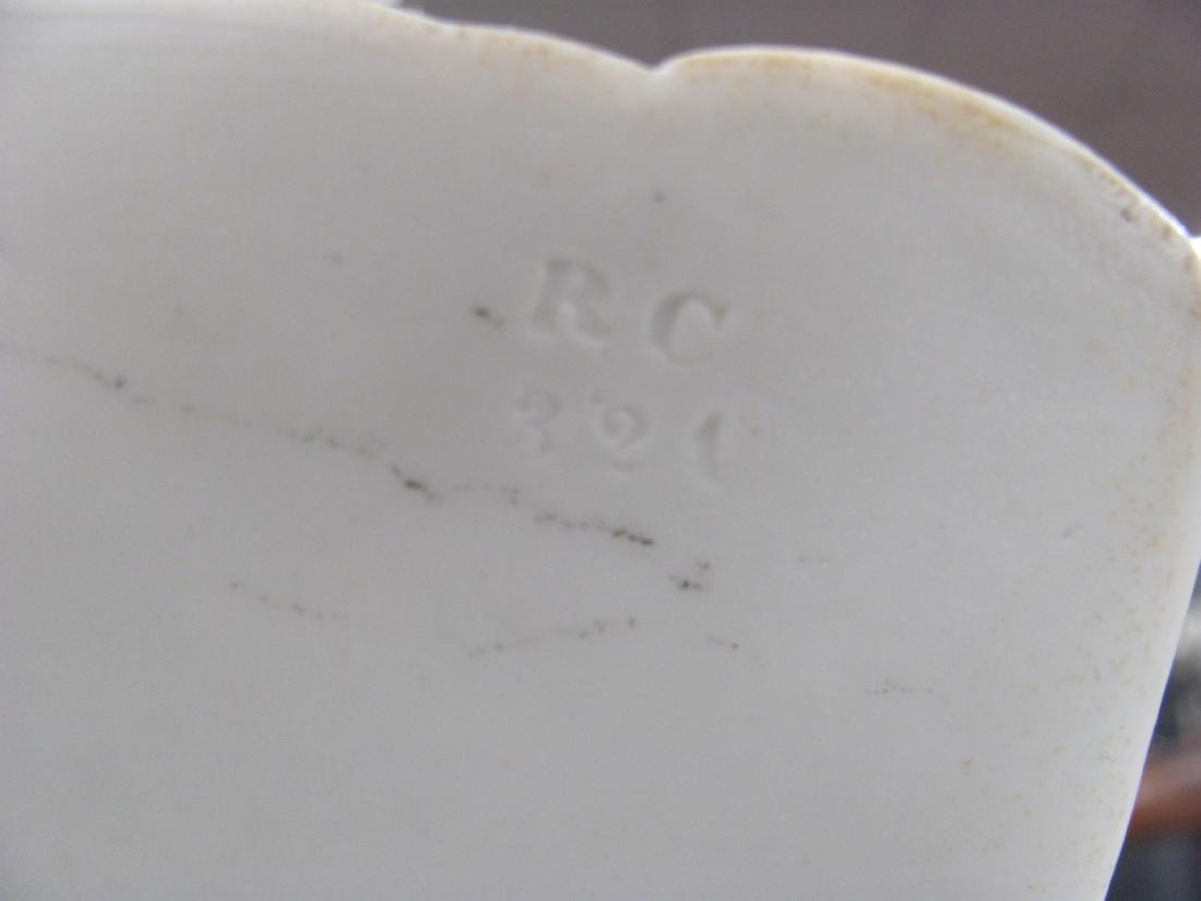 Porcelain Bust of Handel - 3