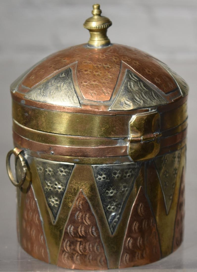 Middle East Metals Container