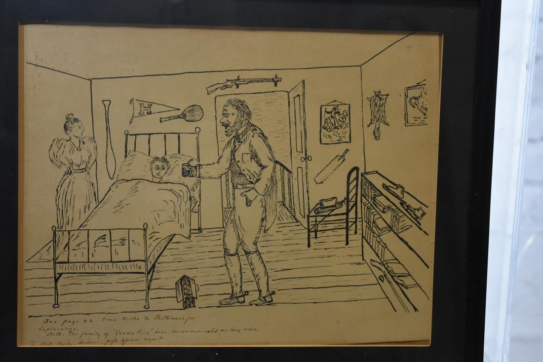 Folk Art Drawing - 2