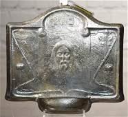 Art Nouveau Religious Wall Font